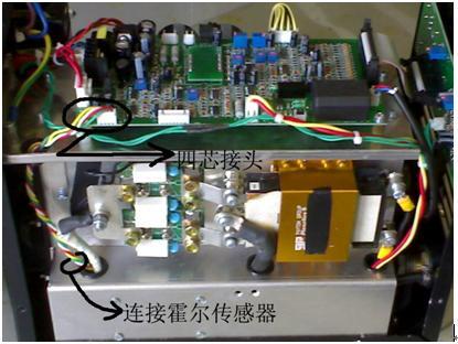 8 系统中霍尔传感器接线图-工控自动化技术文摘 莱姆电流传感器在数图片