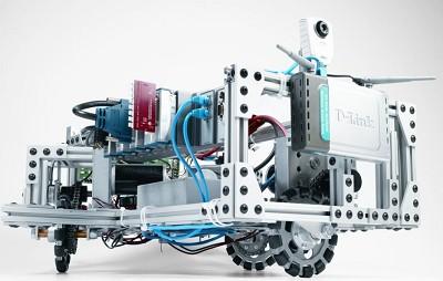 FIRST 机器人竞赛选用NI CompactRIO作为下一