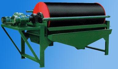 湿式永磁筒式磁选机