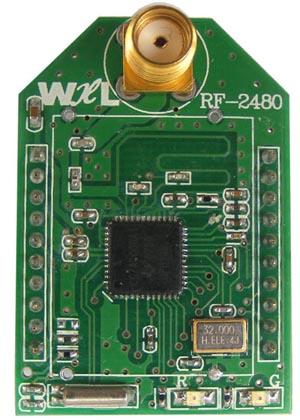 ARM9之ZigBee网络开发套件