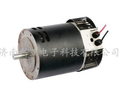 低压永磁直流电机24V 48V 1.1KW 1.5KW图片