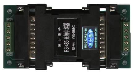 波士RS 485 RS 422转换中继器Y485TC