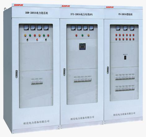 柏克DTS系列电力专用不间断电源