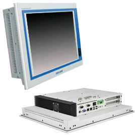 工业平板电脑 热风可从电热丝两侧均匀通过
