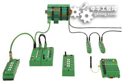 维修的安装时间最小,传感器和执 它的宽度不到30m