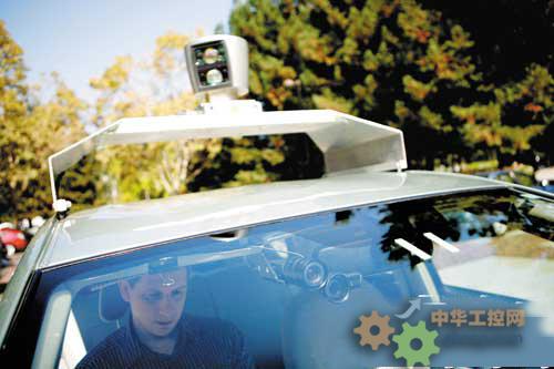 电脑开车,你敢坐 走近google秘密研制的汽车无人驾驶技术高清图片