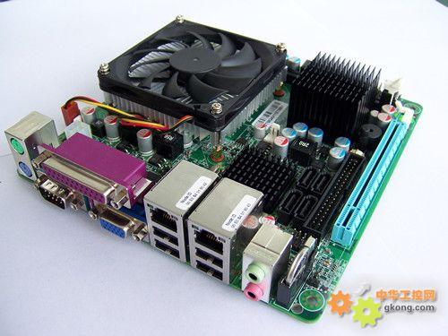 G41工控主板 6com lvds主板 双网口主板图片