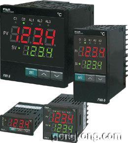 富士温控仪-温控表图片 温控表实物接线图,温控表与可控硅接线图图片