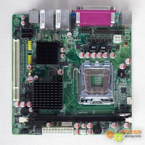 G41嵌入式工控主板 6COM口主板图片