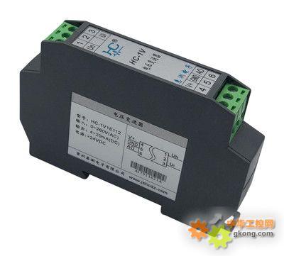 HC 1V系列交流电压变送器图片