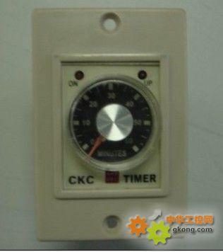 松菱CKC限时继电器AH3 3