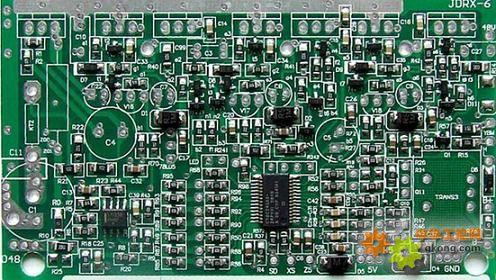 电动车控制器贴片板 电动车控制器 控制器主板 控制器半成品